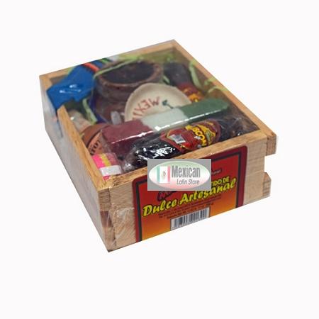 Dulce Artesanal Mexican Mix Candy Box