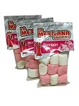 3-Bag of Bombon de la Rosa   Net wt 9-oz