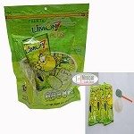 Paleta Limon 7 Plus 30-pcs bag Net wt 11.6-oz