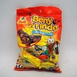 Beny Rindo Rellenos Acidulated hard candy filled tamrind flavor 4.58oz bag