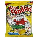Beny Sandia Extreme Lollipop with Chili 40pz bag