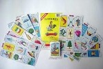 Mexican Loteria Bingo Card Game Authentic DON CLEMENTE 10 Players