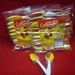 2x El Azteca Cucharita Plus Mango/Tamarind flavor 40-pc total Net wt 16-oz total