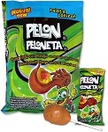 Lorena Pelon Peloneta Tamarind With Mango Lollipop 20-pcs