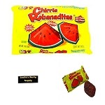 Case Chirris Rebanaditas w/chili 24x100 Watermelon Flavor