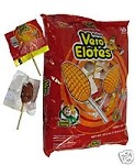 Vero Elote (Corn) W/chili Lollipop 40ct