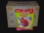 Case-Vero Mango Lollipop w/chili Mexican candy 24/40