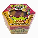 Zumba Pica Forritos Cubre Manzanas Mango -Carael Coating for apples- (24X5)-pcs each box