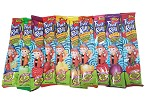 Jovy Fruit Roll Mix flavor 48-ct  you will get all flavor available