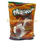 Jovy Mango Revolcado Chili covered hard candy 6-oz bag