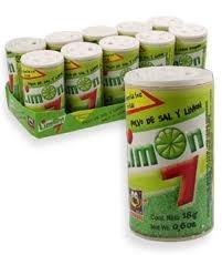 Anahuac Limon 7 Salero 24X10-pcs Case