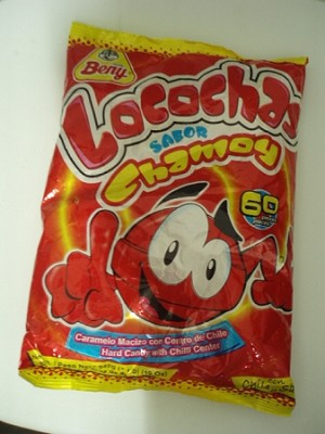 Beny Locochas Chamoy 60-pc Bag