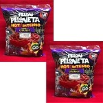 2x Pelon Peloneta Hot Intenso Chamoy Flavor 18-ct 13-oz bag each