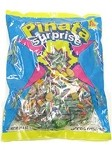 Pinata Surprice Sorics Pinatero Candy Bag with mix mexican candys 5lb on bag